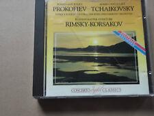TCHAIKOVSKY ROMEO JULIET/RIMSKY KORSAKOV - ENRIQUE BATIZ /RPO CD OQ 0013