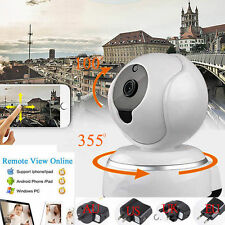 HD Wireless Pan Tilt 720P Security Network CCTV IP Camera Night Vision WIFI Cam