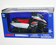 Newray - YAMAHA FX SNOWMOBILE (2008) Model Scale 1:12