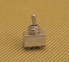SW-BOX-N Nickel 3-Way Box Economy Toggle Switch For Guitar or Bass