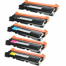 5PK TN210 Color Toner Set For DCP-9010 HL-3040 HL-3045CN HL-3070 MFC-9120