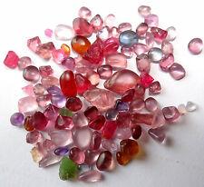 100gr Rough multi color spinel gemstone