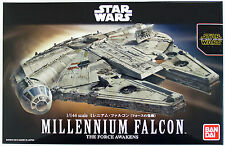 Bandai Star Wars Millennium Falcon 1/144 scale kit 022886