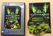 Jeu PC EA Classics COMMAND & CONQUER Les GUERRES du TIBERIUM Wars