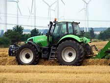 Deutz Fahr AgroTron Worshop Operators & Parts Manuals