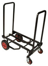 NEW Musician Equipment DJ Dolly.Rolling Cart.Heavy Duty.Gig Hauler.Event Concert