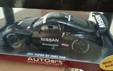 AUTOart 1/18 Nissan Fairlady Z Super GT Test Car 2005