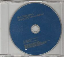 (EX473) Ben Christophers, Leaving My Sorrow Behind - 2001 CD