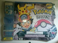 PokéMoN DIAMOND AND PEARL JUMBO ACTIVITY FLOORPAD 2007