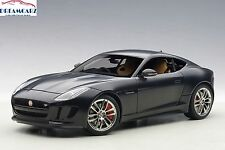 AUTOart 73652 1:18 Jaguar F-Type R Coupe 2015, Matte Black