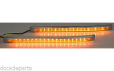 ADD-ON 45-1611NUA CLEAR LENS SIDE LIGHT KIT AMBER LED'S GL1800 GOLDWING 01-2010