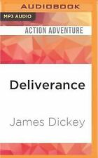 Deliverance by James Dickey (2016, MP3 CD, Unabridged)