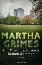 Ein Mord macht noch keinen Sommer von Martha Grimes (2016, Taschenbuch)