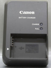 Original Genuine Canon CB-2LZ CB-2LZE NB-7L Battery Charger for G10,G11,G12,SX30