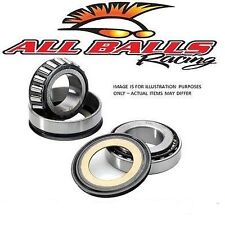 KAWASAKI KX 125 KX125 ALLBALLS STEERING HEAD BEARING KIT TO FIT 1978 TO 1981