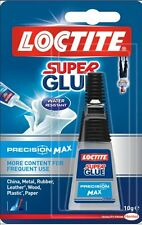 LOCTITE Precision Max Super Glue Extra Long Nozzle 10g BOTTLE