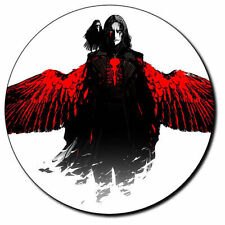 Parche imprimido, Iron on patch /Textil Sticker/ - El cuervo, The Crow