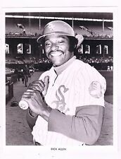 RICHIE ALLEN BASEBALL WIRE SERVICE PHOTO CHICAGO WHITE SOX