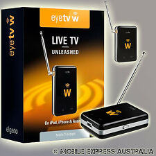 Elgato eyeTV W Wireless DVB-T Digital TV Hotspot Tuner iPad iPhone Galaxy HTC