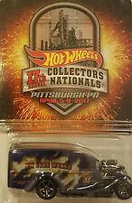 Hot Wheels 17th Nationals/Convention Blown Delivery Real Riders 2800 Made