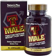T Male, Nature's Plus, 60 capsule