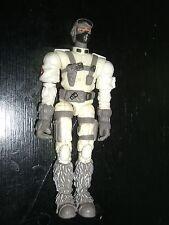 G.I Joe 2004 COBRA SNOW WOLF V1 FIGURE c8