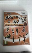 WII NINTENDO WII PAL SPORT ISLAND 2 LOOK PHOTO