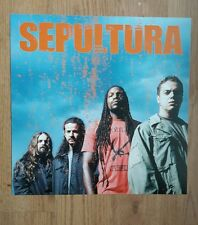 Sepultura - 2 Sided - Promo Flat Poster