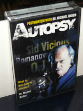 Autopsy: Postmortem with Dr. Michael Baden (DVD) HBO Documentary Film! NEW!
