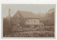 Hampton In Arden The Hall Farm 1907 RP Postcard Fred Lewis 314b