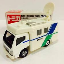 TOMY TOMICA No.42 MITSUBISHI FUSO SATELLITE RELAY TRUCK ( RARE ) - Hot Pick