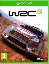 WRC 5  XBOX ONE  nuovo!