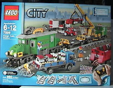 Lego Train RC 7898 Cargo Train Deluxe NEW SEALED