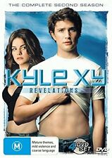KYLE XY : REVELATIONS -  SEASON 2   - DVD - UK Compatible -  sealed