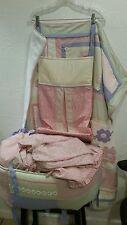 Oshkosh Strawberry Garden baby 6-piece bedding set baby infant kids nursery crib