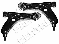FOR SEAT IBIZA 2003- FRONT LOWER WISHBONES SUSPENSION CONTROL ARM ARMS + BUSHES