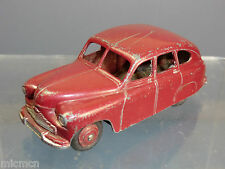 "DINKY TOY'S MODEL No.40e VANGUARD SALOON ""MAROON"" MEGA RARE"