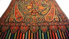 Pashmina Indian Pakistani Kashmir Handmade Winter Shawl/Stole