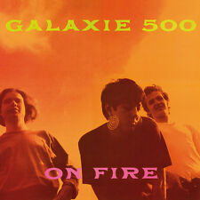 Galaxie 500 On Fire Vinyl LP Record! indie rock! shoegaze slowcore legends! NEW!