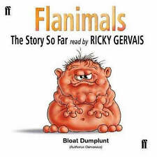 Flanimals: The Story So Far by Ricky Gervais (CD-Audio, 2005)