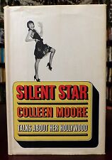 Flapper Silent Star COLLEEN MOORE autobio Talks About Her Hollywood w/Pix DJ1stH