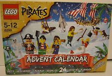 *NEW* Lego PIRATES ADVENT CALENDAR 2009 6299 SEALED