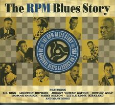 THE RPM BLUES STORY - 2 CD BOX SET - B.B. KING, JIMMY NELSON & MORE