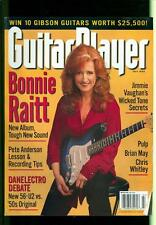 1998 Guitar Player: Bonnie Raitt- New Album/ Jimmie Vaughan's Tone Secrets