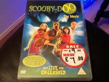 SCOOBY DOO The Movie He's Live And Un-Leashed (2002)[DVD] SARAH MICHELLE GELLAR