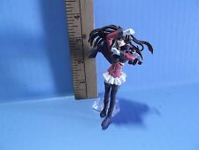 "#552 Gundam Anime 4""in Long Brown hair Dressed in Band Uniform Marching"