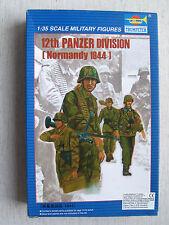 Trumpeter 00401 12th Panzer Division (Normandy 1944) 1:35 Kombiversand möglich