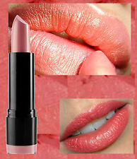 Nyx ROUND LIPSTICK-ROSA INDIANO-Peach Pink Gold shmmer