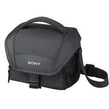 *SONY* LCS-U11 Camera Camcorder Shoulder Bag Case for Sony Canon Nikon Samsung