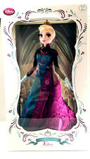 Brand New Disney Store Limited Edition FROZEN CORONATION ELSA Doll 17''